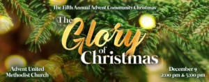 Advent Community Christmas @ Advent United Methodist Church