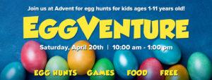 EggVenture @ Advent United Methodist Church